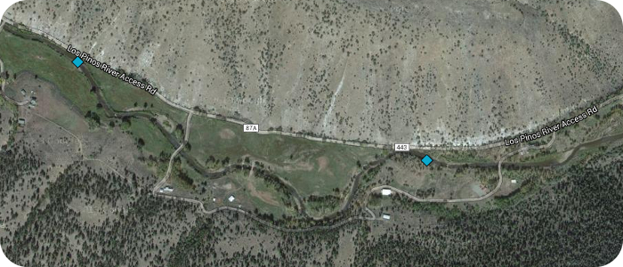 Los-Pinos-River-near-Ortiz-CO-SMEG-Map