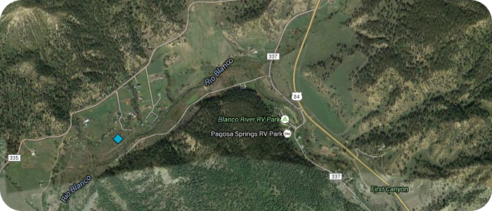 Lower-Blanco-near-Pagosa-Springs-CO-LBPOA-Map