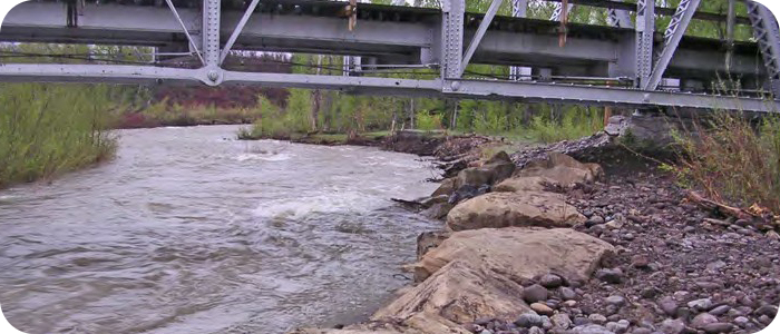 Erosion Protection & Bridge Scour Studies