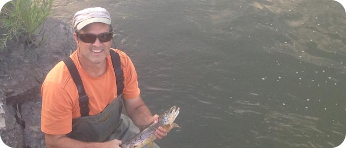 River Restoration & Fish Habitat