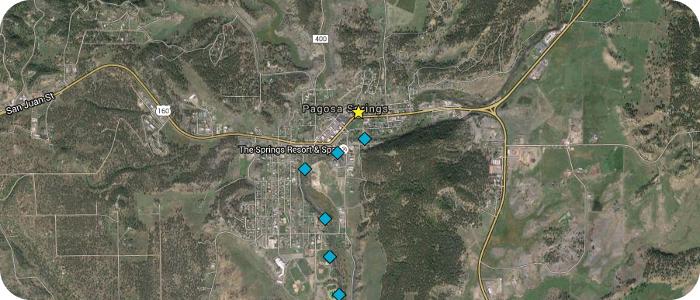 San-Juan-River-in-Pagosa-Springs-CO-Map