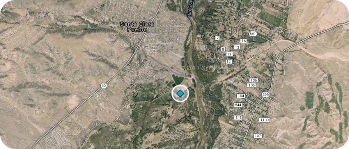 Santa-Clara-Pueblo-Map